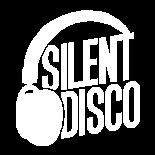 Logo rappresentante la Silent Disco.