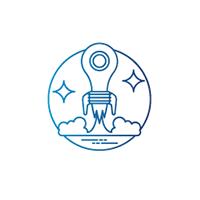 Logo rappresentante l'innovazione della compagnia Yuba Agency.